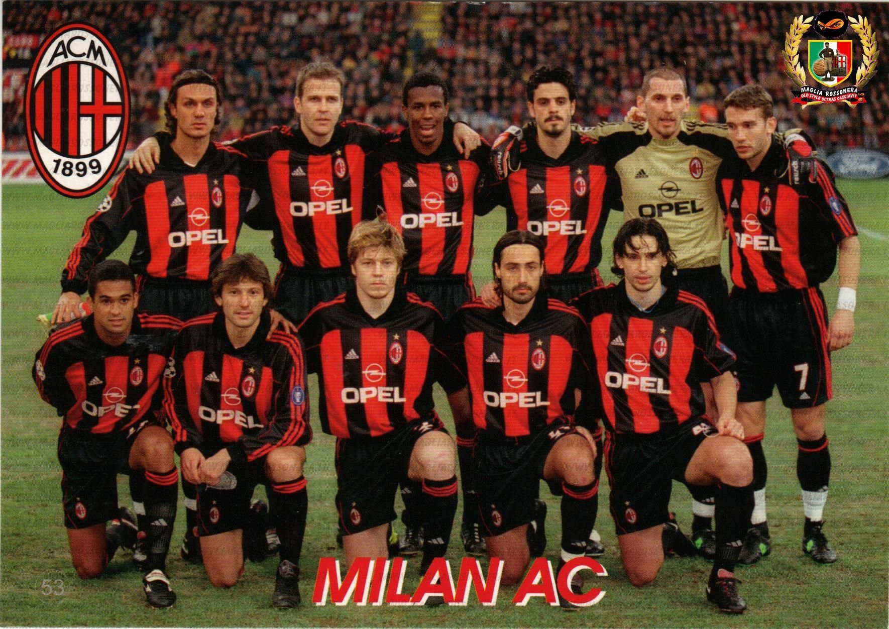 Milan S History Thread Page 38 The Red Black Forums